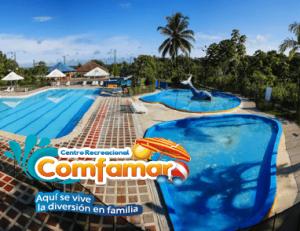 Centro Recreacional Comfamar - Buenaventura