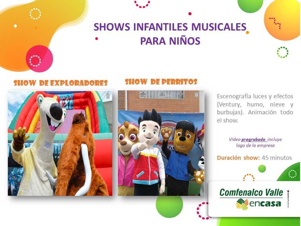 shows-infantiles