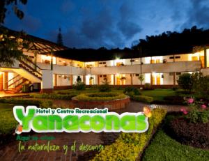 Hotel y Centro Recreacional Yanaconas - Cali