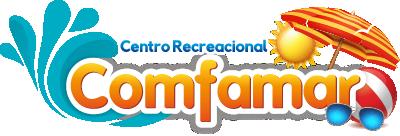 Logo Centro Recreacional Comfamar