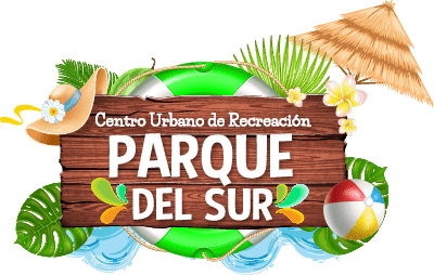 Logo Centro Urbano de Recreación Parque del Sur